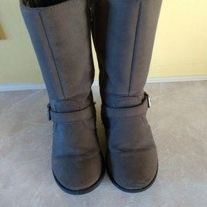 Side Zipper boot (toddler)